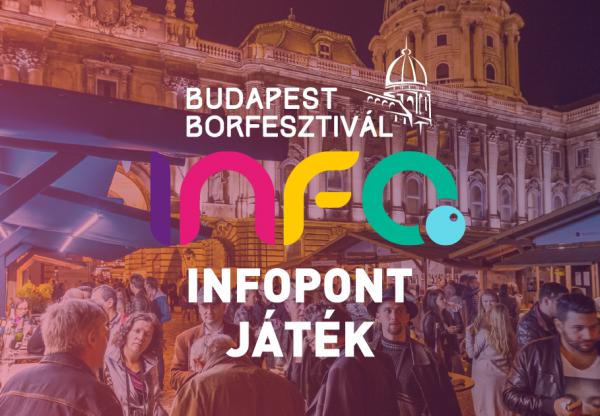 Gyere velünk a Budapest Borfesztiválra!