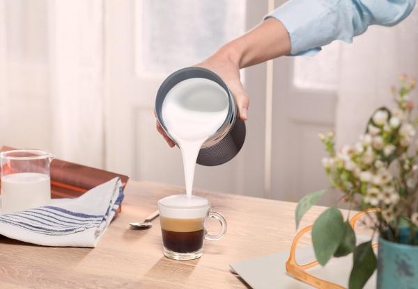 A reggeli kávéról feketén-fehéren