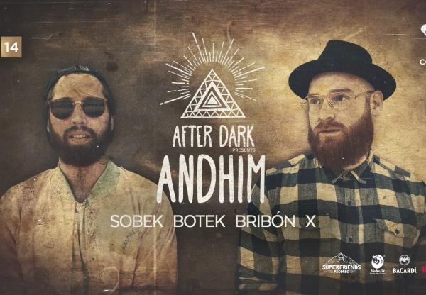 After Dark pres. Andhim a Corvin Clubban