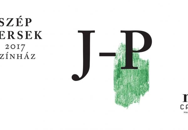 Költészet napja Versmaraton –  Szép versek színház J-P