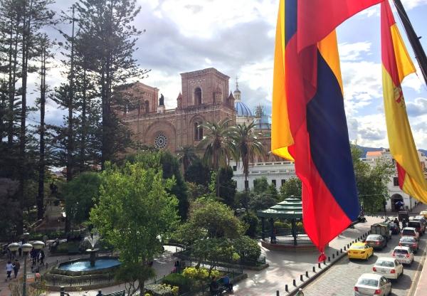 CUENCA – gyöngyszem Dél-Amerikában