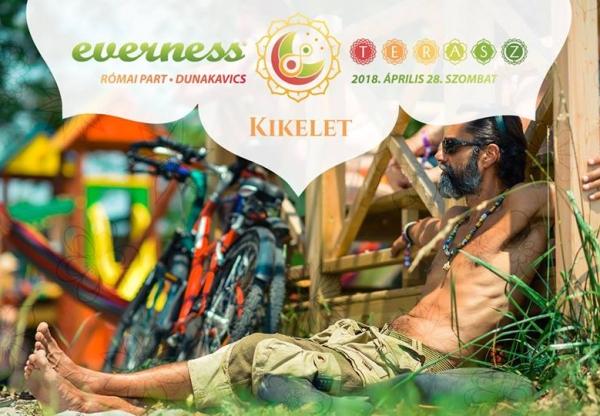 Everness Kikelet – fesztiválzsongás a Római parton