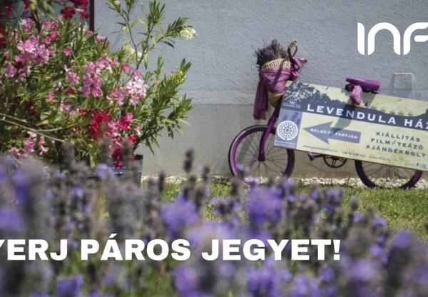 Levendula Expressz – nyerj páros jegyet az InfoPonttal!