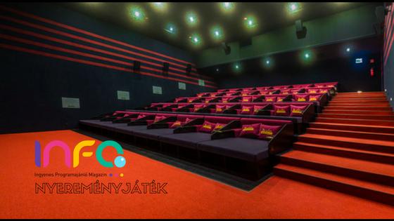 Játssz velünk és nyerj Buda Bed Cinema-jegyeket!