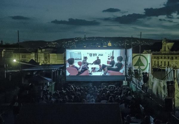 Premierfilmekkel vár újra a Rooftop Cinema Budapest!