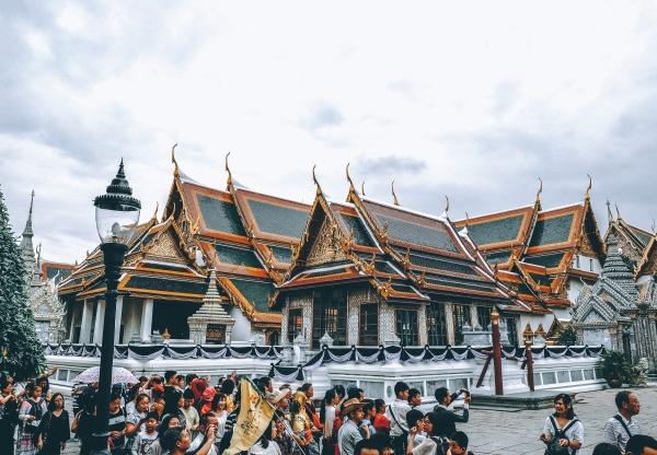 Thaiföld, első rész: Bangkok – csillogások és szürkeségek