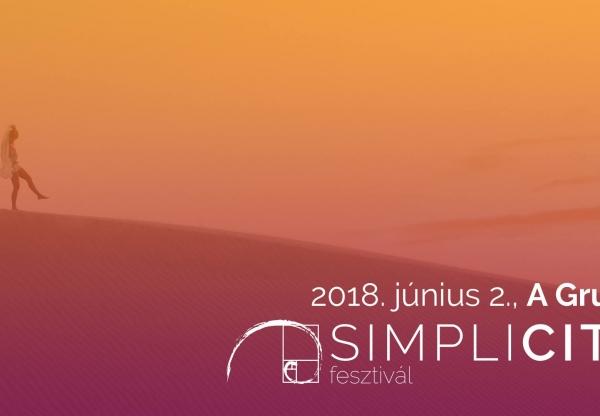 A harmónia és az egyszerűség fesztiválja: SimpliCity 2018