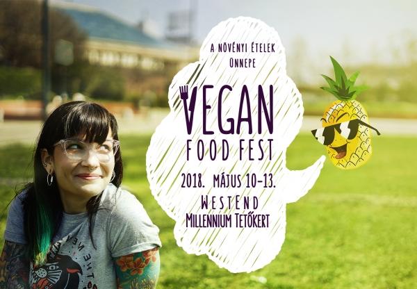 Fald fel a vegán Budapestet – jön az V. Vegan Food Fest!