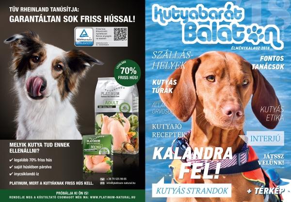Fedezd fel kutyáddal a Balatont és környékét!