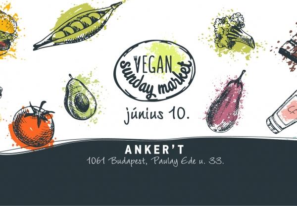 Vegánok, figyelem: vasárnap jön a Vegan Sunday Micro Market!