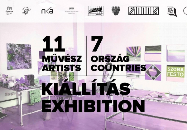 11 művész-7 ország-11 hét-3 stúdió-5 kiállításhelyszín-itt a BARTR