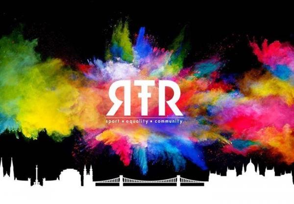 RunforRights Budapest Pride: Fuss Te is!