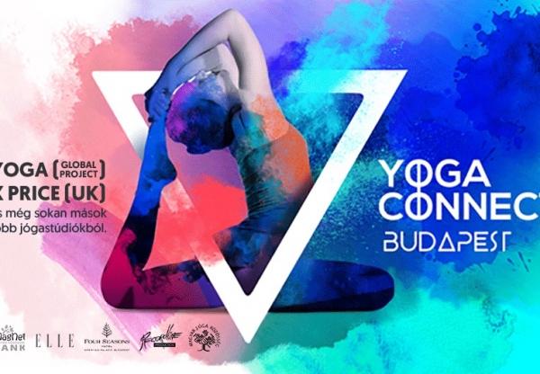 A vasárnapi non plusz ultra: Yoga Connection Budapest