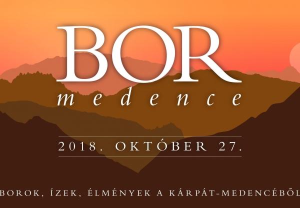 BORmedence – borok, ízek, élmények a Kárpát-medencéből