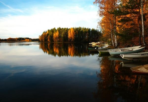Nyarald át magad  az őszbe!