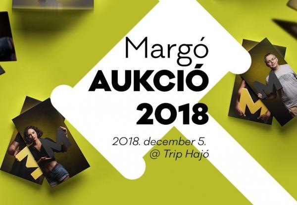 MARGÓ jótékonysági aukció a TRIP Hajón
