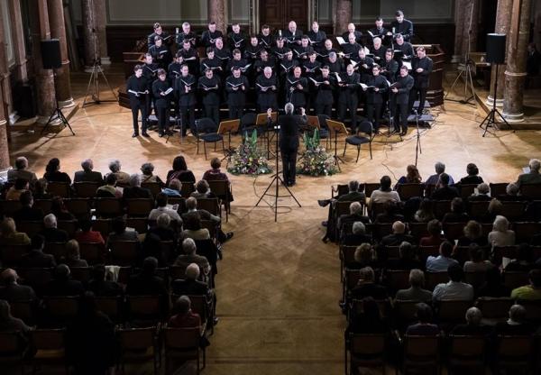 A legnépszerűbb operadallamok hangversenye a Honvéd Férfikarral