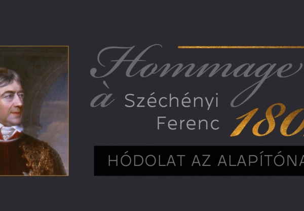 HOMMAGE À SZÉCHÉNYI FERENC | KONCERT