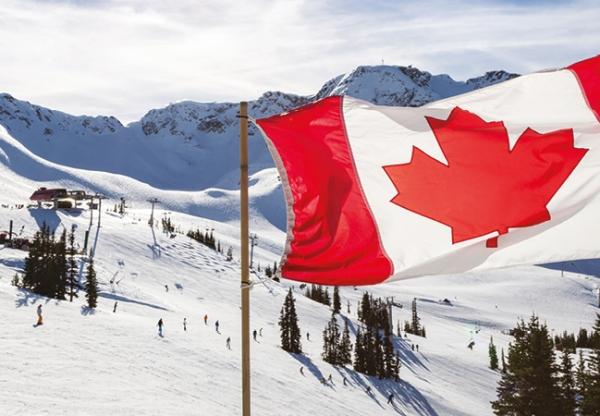 Ha síelés, akkor Kanada!