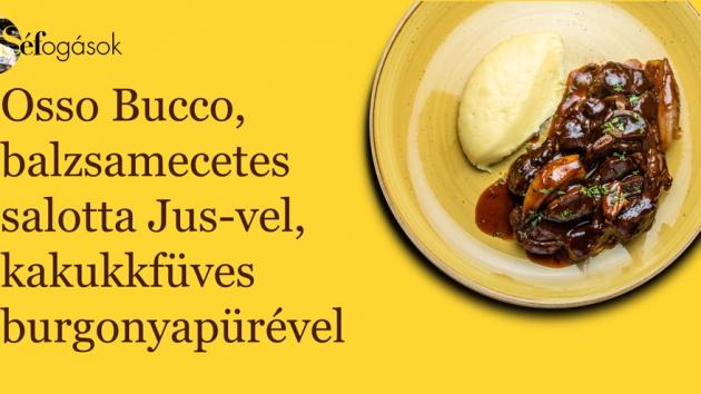 SéFogások – Krausz Gábor Séf receptjei