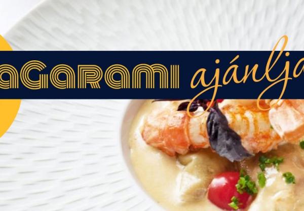 aGarami Ajánlja – Szilveszter a Jazzy Gourmet partiján