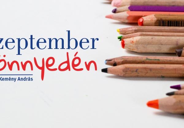 Szeptember könnyedén – zajongo.blog.hu