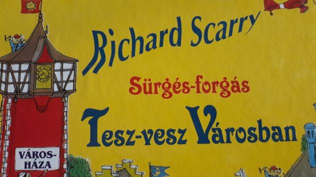 100 éve született Richard Scarry