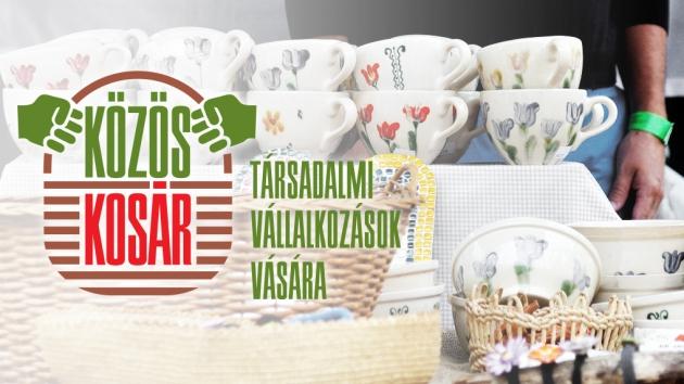 Közös Kosár – Társadalmi Vállalkozások Vására