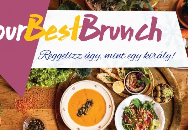 YourBestBrunch Reggelizz úgy, mint egy király!