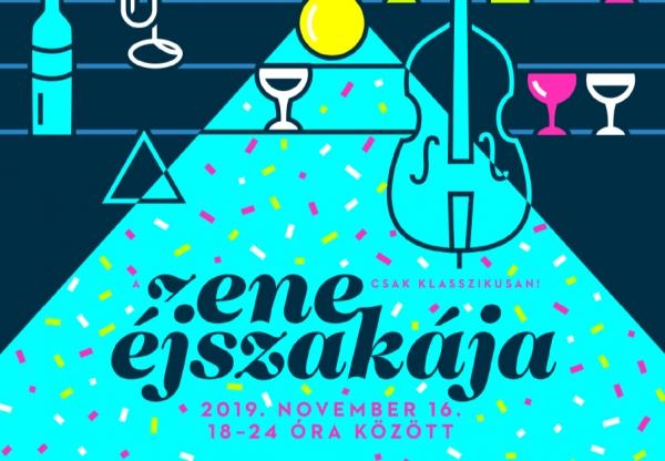 Zenével ünnepli születésnapját Budapest –  Komolyzene kötetlenül a zene éjszakáján