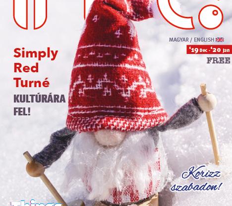 Decemberi-Januári magazin