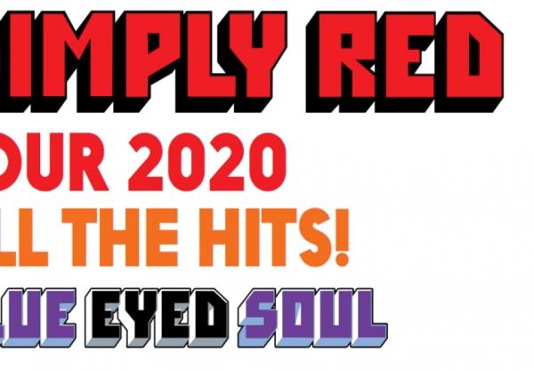 Európai turnén a Simply Red