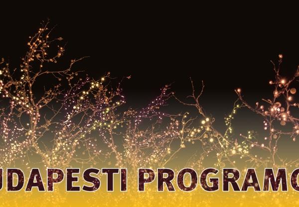 Budapesti programok