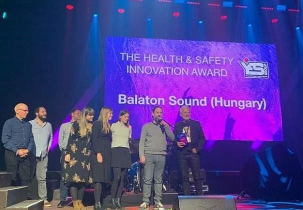 Nemzetközi díjat nyert a Sound biztonsági programja