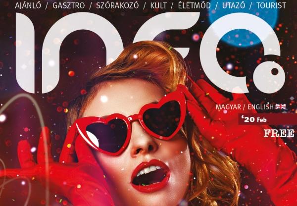 InfoPont Magazin – Február