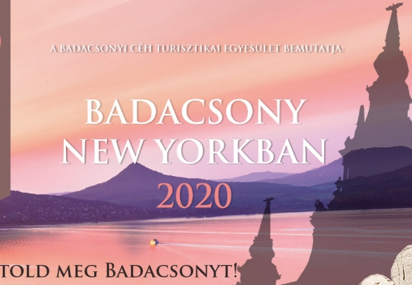Badacsony New Yorkban