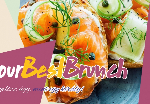 YourBestBrunch – Reggelizz úgy, mint egy király!