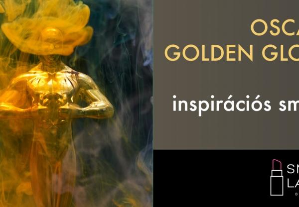 SminkLabor – Oscar,Golden Globe inspirációs smink