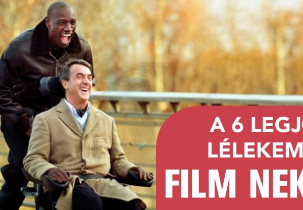 A 6 legjobb lélekemelő Film NEKED
