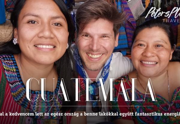 Peter's Planet – Guatemala