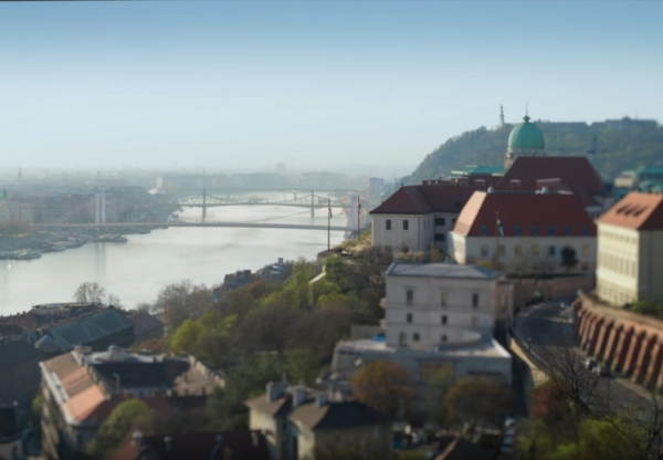 Budapest awaits!