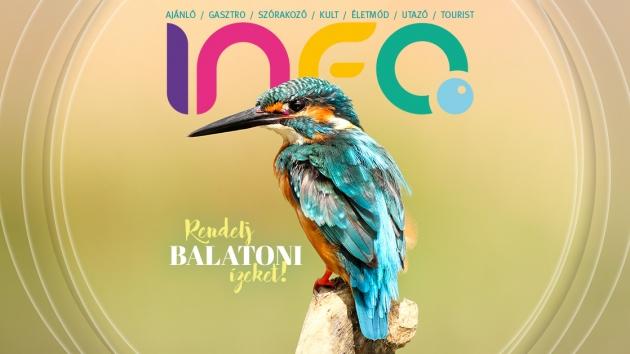 InfoPont Magazin – Május