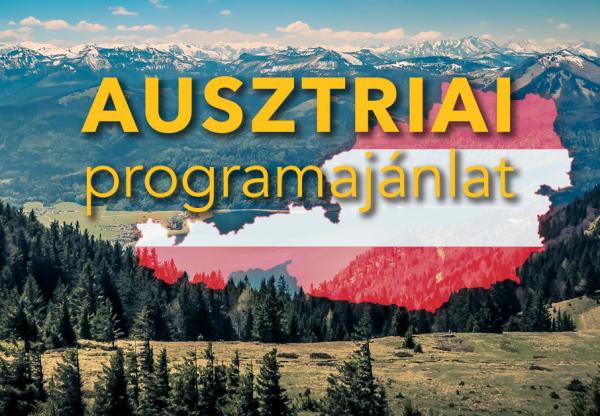 Ausztriai  programajánlat