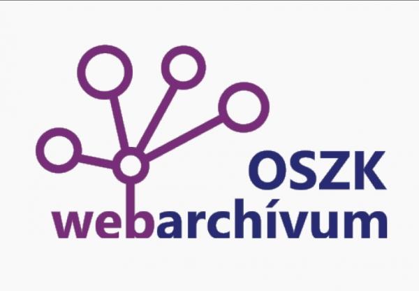 Nyilvános lett az Országos Széchenyi Könyvtár webarchívuma