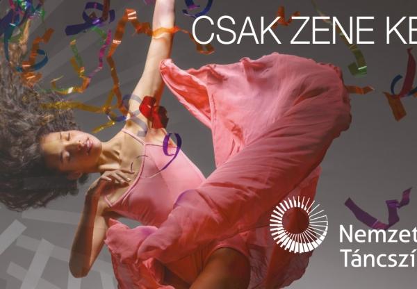 Kiderül, milyen zenét  hallgatnak a táncművészek! – elindult a Táncszínház online programja