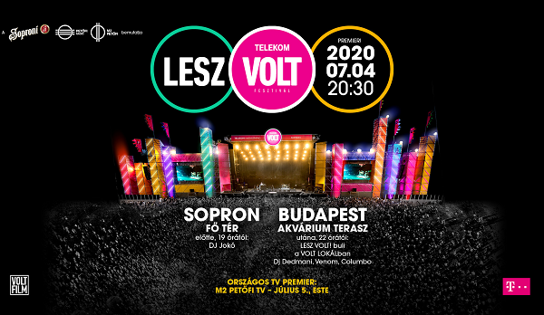 Lesz VOLT! A VOLTra készül Sopron