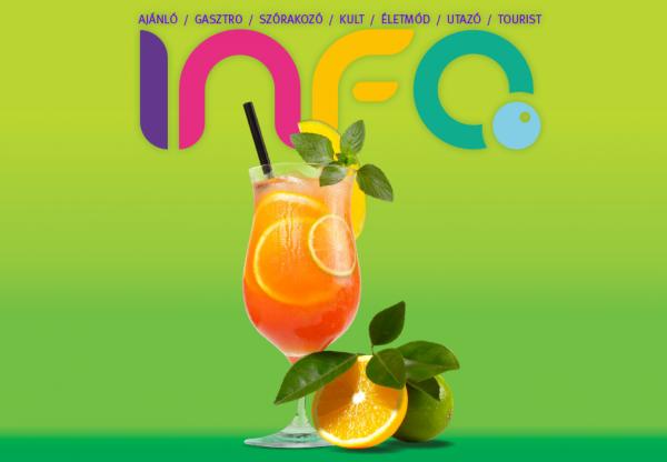 InfoPont Magazin – Július