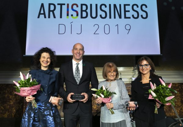 Art is Business Díj 2020