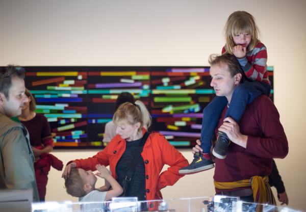 Családbarát Múzeum elismerést nyert a Ludwig Múzeum