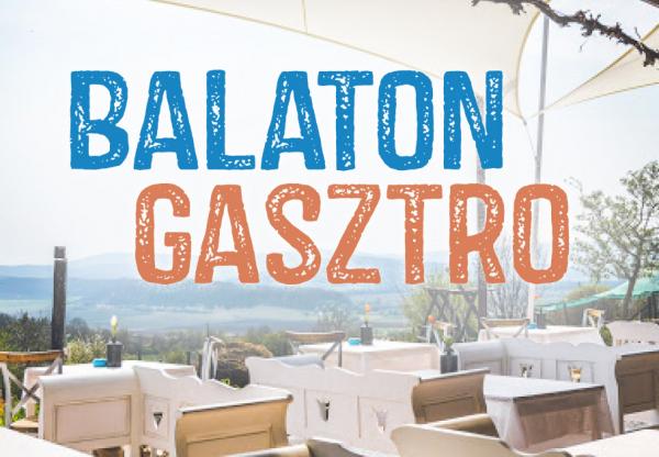Balaton gasztro